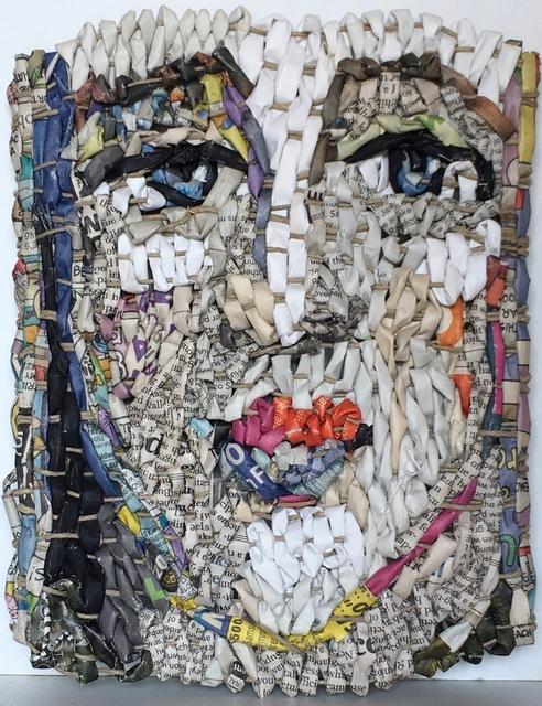, 'FEMALE HEAD/ MAESTA #51,' 2017, Tansey Contemporary