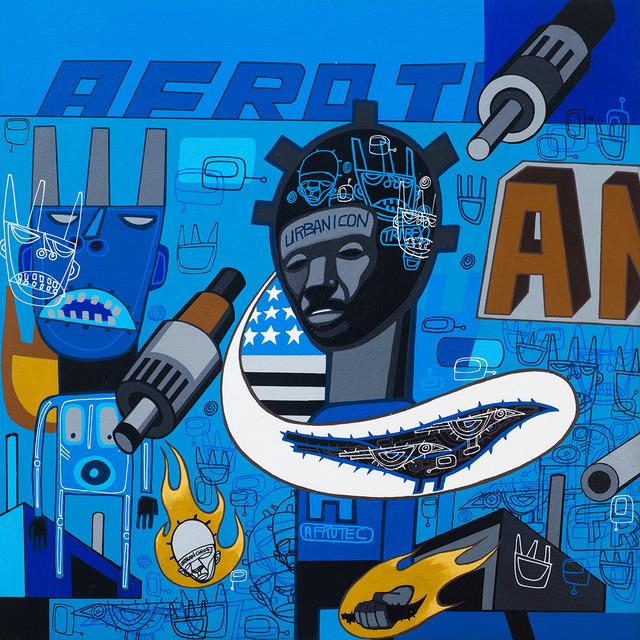 , 'Urban Icon,' 2016, DETOUR Gallery