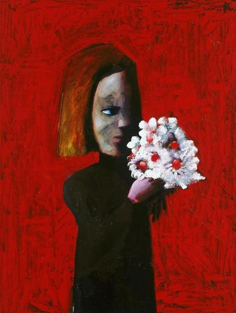 Charles Blackman, 'The Presentation', 0000, Angela Tandori Fine Art