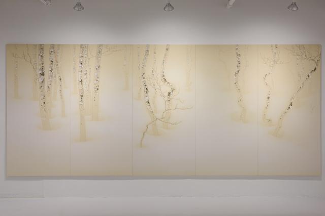 , 'Silence,' 2018, SEIZAN Gallery