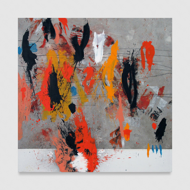 , 'Dark White,' 2016-2017, Baert Gallery
