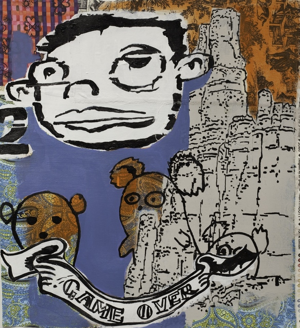 , 'Game Over,' 2010, Barry Whistler Gallery