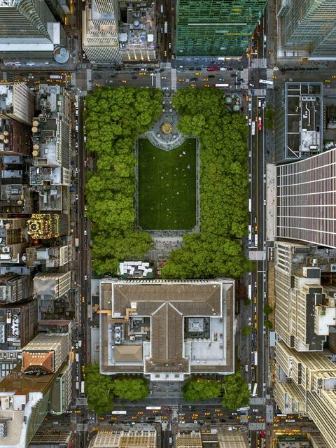 , 'NYC 26 Bryant Park,' , Bau-Xi Gallery