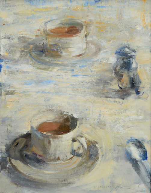 , 'Coffees,' 2015, Gallery 1261