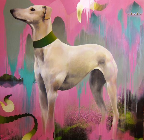 , 'Heedful Hound,' 2015, Victor Lope Arte Contemporaneo