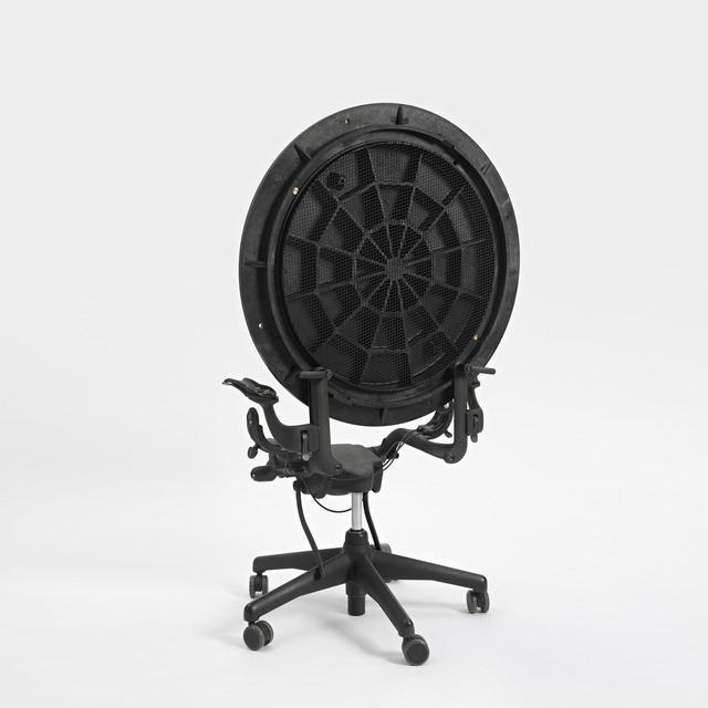, 'The Interviewers Chair,' 2017, Fine Arts, Sydney
