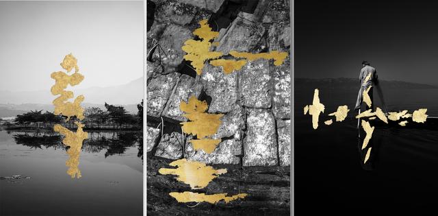 , 'Landscape III / Golden Bricks / Fisherman,' 2019, OdA
