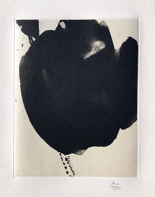 , 'Nocturne VI,' 1987, Eckert Fine Art