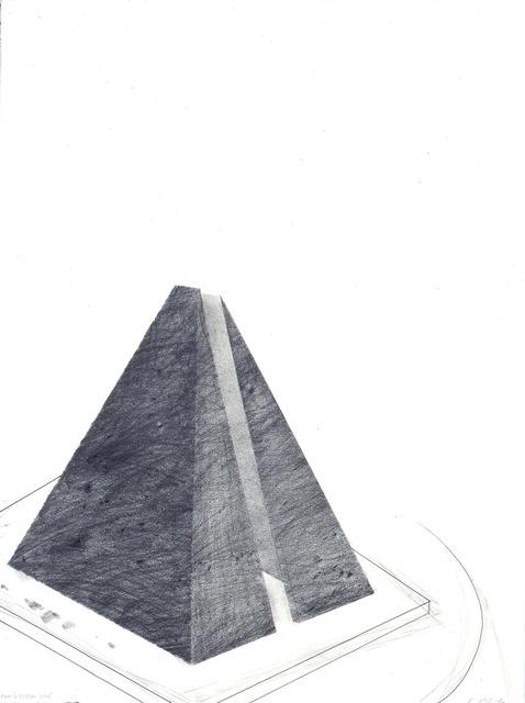 , 'Tente pyramidale,' 2005, Jeanne Bucher Jaeger