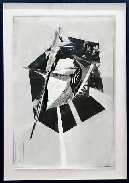 , 'Jolt,' 2017, de Plume Gallery