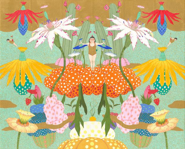 Mari Ito, 'Origen del deseo - Dentro del origen de mis deseos', 2019, Villa del Arte Galleries