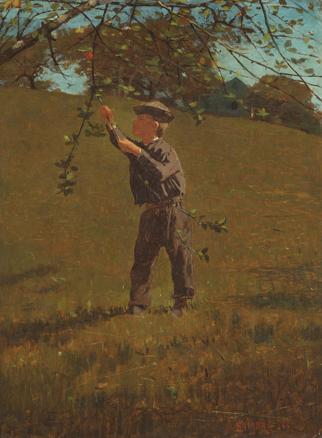 , 'Green Apples,' 1866, Debra Force Fine Art