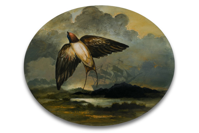 Kevin Sloan, 'The Wreck of The Promise', 2019, Conde Contemporary