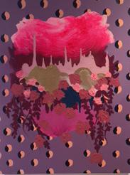 , 'Untitled 5 (Purple),' 2017, LAUNCH LA