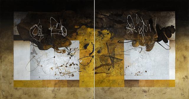 , 'Sin título 18/16 y19/16,' 2016, Durban Segnini Gallery