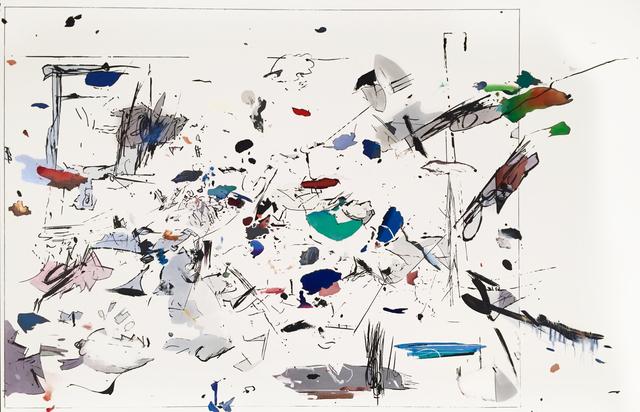 , 'Untitled,' 2015, Galerie Forsblom