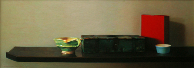 , 'Still Life with Red Box,' 2008, Mira Godard Gallery