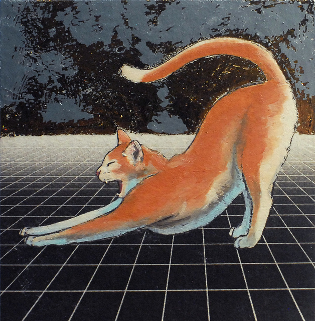 , 'Alley Cat,' 2019, Deep Space Gallery