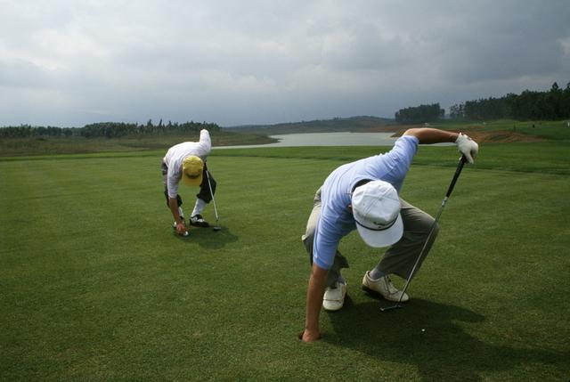 , 'Golf Course,' 1994, Art Vietnam Gallery