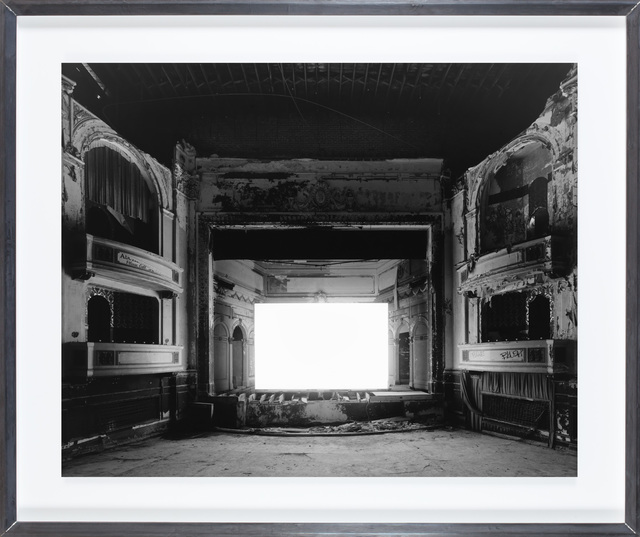 , 'Everett Square Theater, Boston,' 2015, Fraenkel Gallery