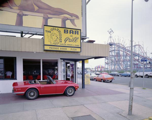 , 'Gold Digger, Asbury Park, New Jersey,' 1980, Rick Wester Fine Art