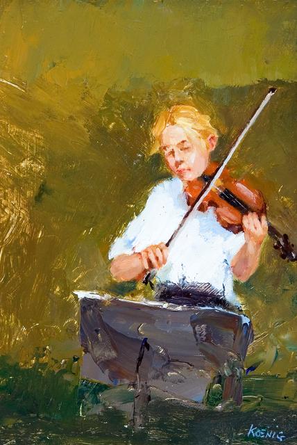 , 'Vivaldi Concerto,' , Dowling Walsh