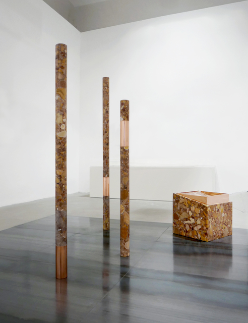 , 'Rude Rocks Nº 3,' 2015, Baró Galeria