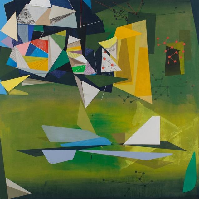 David Collins, 'Notch Draw Loose', 2013, Kenise Barnes Fine Art