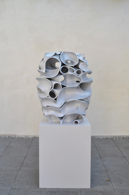, 'Skull,' 2016, Konrad Fischer Galerie