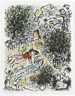 , 'Le Abret Verte (The Green Tree),' 1984, ACA Galleries