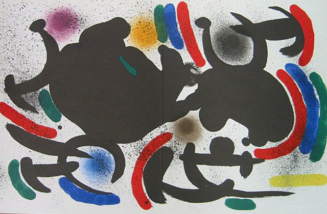 Joan Miró, 'Untitled', 1972, Galerie d'Orsay