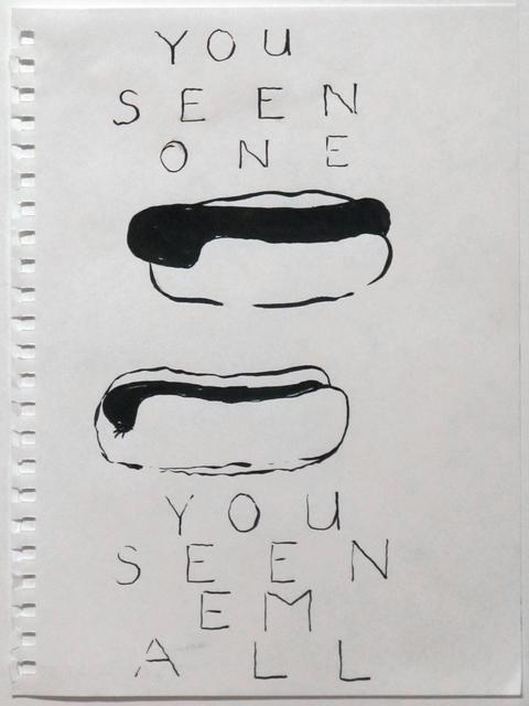 , 'You Seen One You Seen Em All,' 2015, Paul Petro Contemporary Art