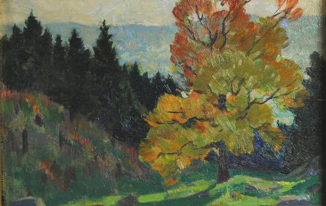 , 'Baie St. Paul,' , Canadian Fine Arts