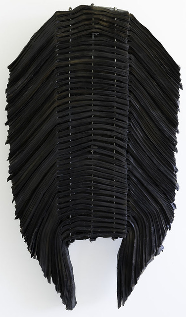 , 'Black Untitled Torrington,' , Diehl Gallery