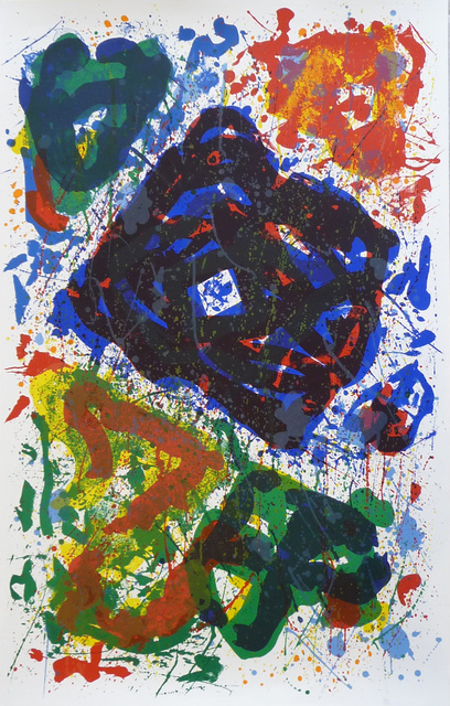 Sam Francis, 'L'Etoile (SF-364)', 1995, Denis Bloch Fine Art