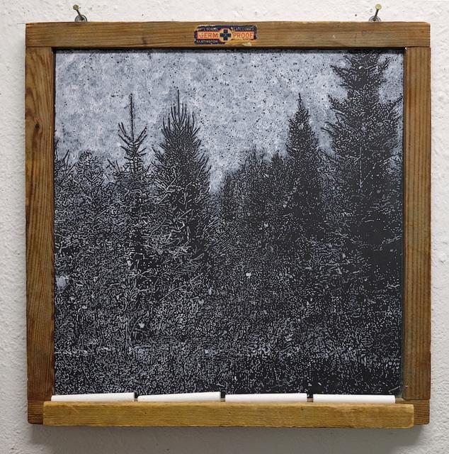 , 'Snow,' 2018, Talley Dunn Gallery