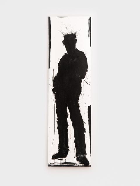 Richard Hambleton, 'Untitled (Standing Shadowman)', 2003, Chase Contemporary