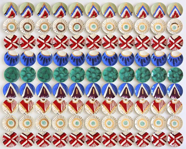 , 'Worcester Imari,' 2014, Todd Merrill Studio