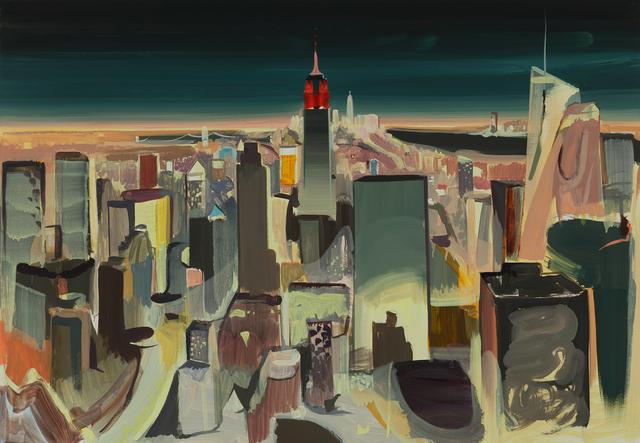 , 'Manhattan,' 2017, DOOSAN Gallery