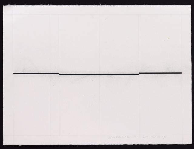 , 'Stroke-line_3,' 2012, AANDO FINE ART