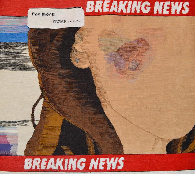 , 'Breaking,' 2017, Hashimoto Contemporary