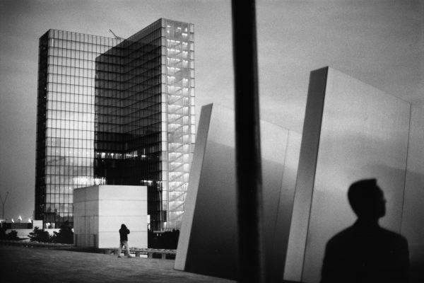 Marc Riboud, 'Paris ', 1993, Photography, Silver Gelatin Print, Galerie Arcturus