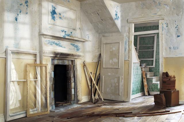 Carrie Becker, 'Peeling Paint', 2015, William Shearburn Gallery