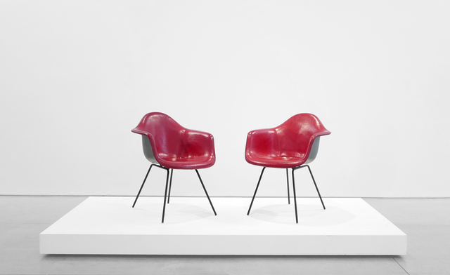 , 'Pair of 'DAX' Chairs,' 1954, Peter Blake Gallery
