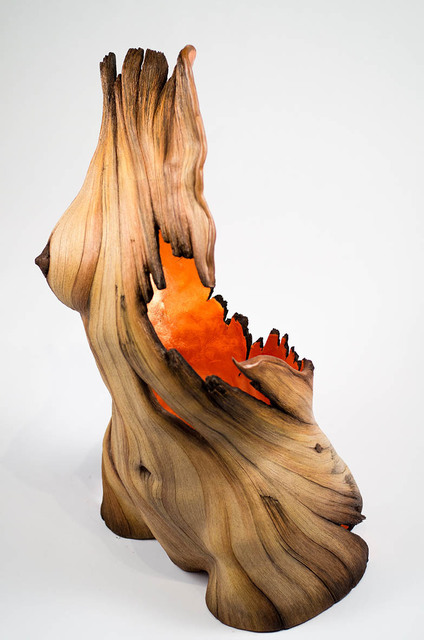 , 'Burning From Within,' 2016, Abmeyer + Wood Fine Art