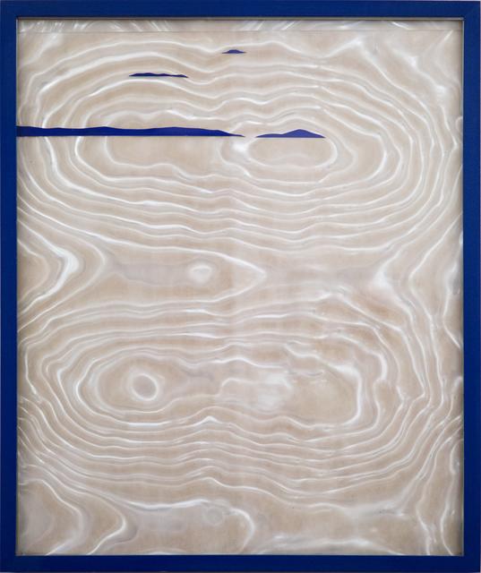 , 'DIVIDED SEA AND SKY,' 1965, Galleria Alfieri