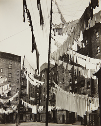 Court of the First Model Tenement, New York