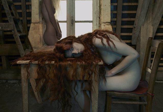 , 'Deux filles ,' , Galerie Vivendi