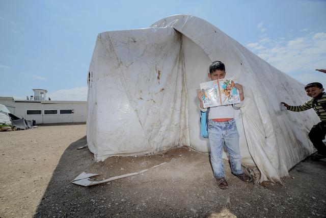 , 'Soliman's Tent 5,' 2014-2015, Hafez Gallery