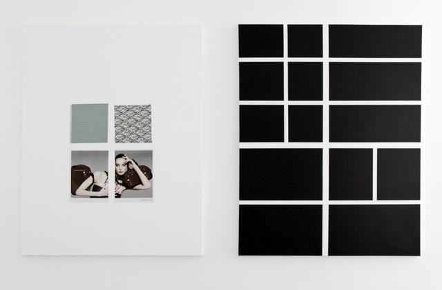, 'Untitled (Diptych Woman),' 2007, Galerie Reinhard Hauff